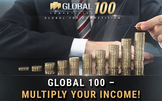 global 100, Global InterGold, gold bars