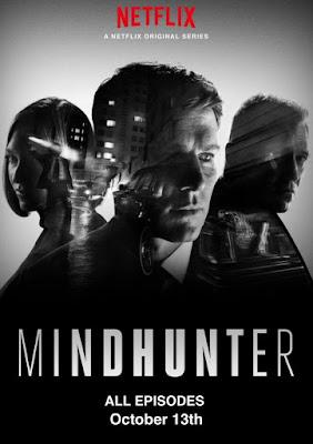 MINDHUNTER - La serie de David Fincher para Netflix - poster