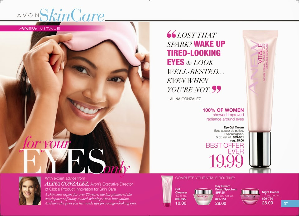 Avon Campaign 5 2015 Brochure - New Campaign for February