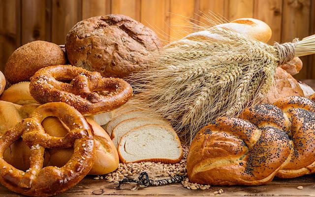 калачи и хлеб своими руками