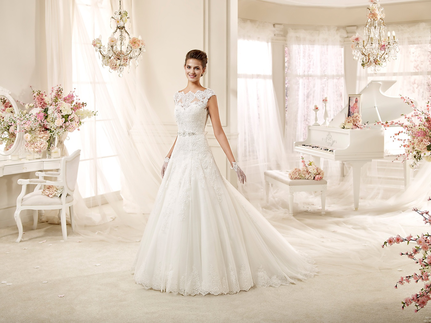 Wedding Dresses Nicole Spose Colet Collection 2016 Bajkowe Chwile