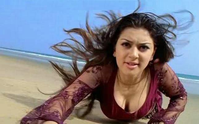 Sexy Indian Actress Hansika Motwani Hot Hd Wallpaper - Sms -8194