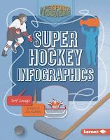 Super Hockey Infographics by Jeff Savage book cover