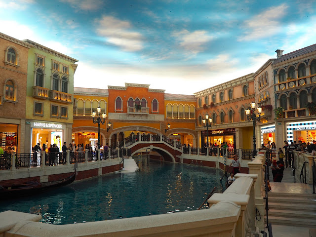 Grand Canal Shoppes, The Venetian, Macau
