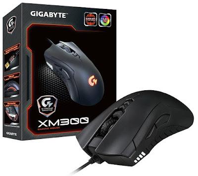 Xtreme Gaming XM300 mouse GB; Vigilance eagle eye, rabbit agility!