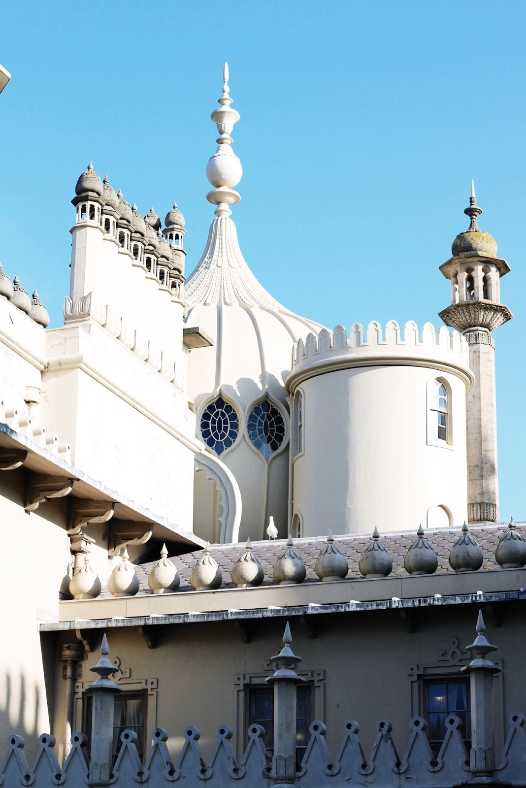 The Royal Pavilion in Brighton Travel Blog Review