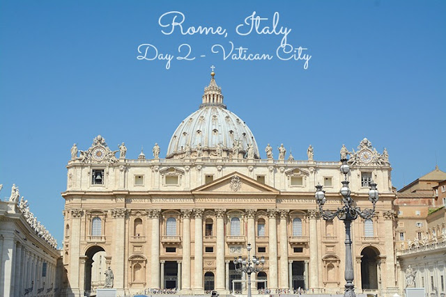 Travel: Rome; Vatican City; Italy | My Darling Days