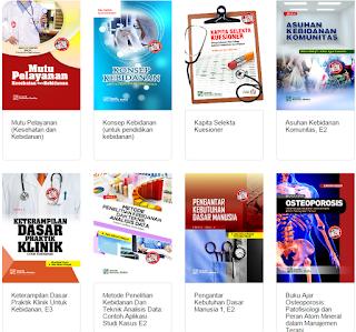 Daftar Lengkap Buku-buku Kesehatan (Kedokteran, Kebidanan, Keperawatan, Kesehatan Masyarakat dan Gizi) Terbitan Penerbit Salemba Medika Bagian 4