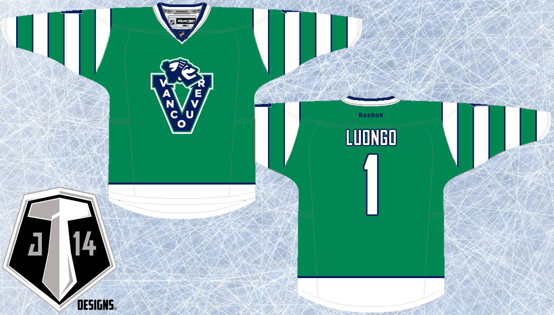 new product 1ff4b 40ef0 Tweedle's Jersey Blog: Rebrand Series: Canucks 3rds