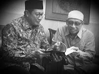 Menag Lukman Hakim Sempatkan Nyantri di Pesantren Yanbu'ul Qur'an Kudus