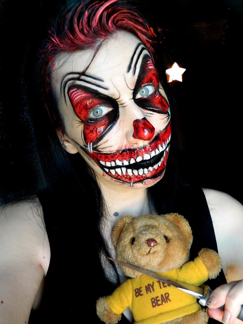 Un autre maquillage de clown