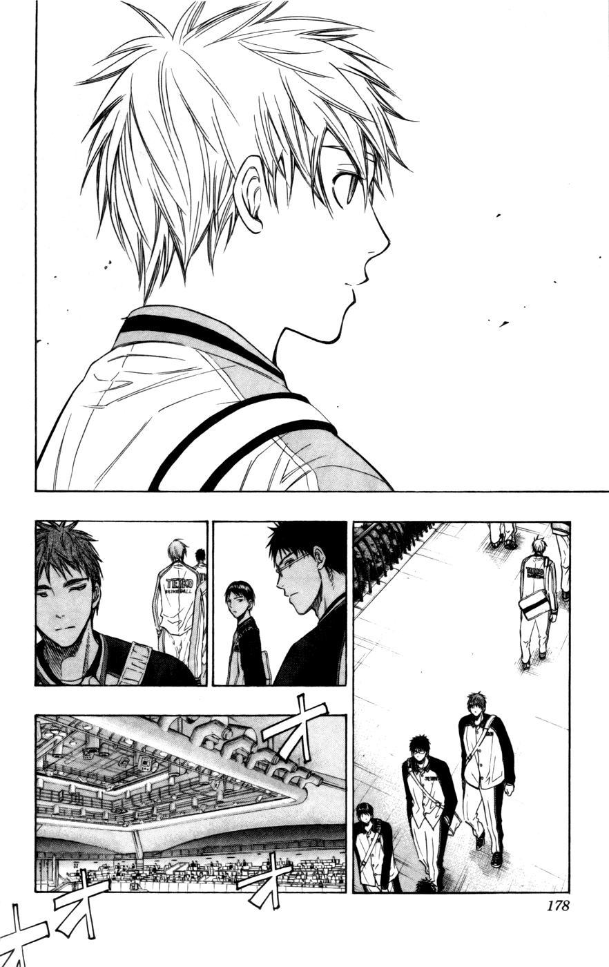 Kuroko No Basket chap 098 trang 12