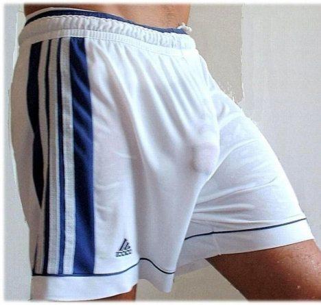 bulges in underwear