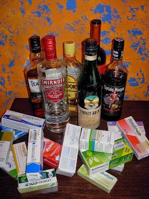 Αλκοόλ και φάρμακα