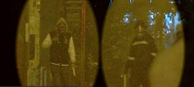 Αυτοί είναι οι δύο κουκουλοφόροι που αναζητά η ΕΛ.ΑΣ. για τη δολοφονική επίθεση με φωτοβολίδα κατά της δικηγόρου