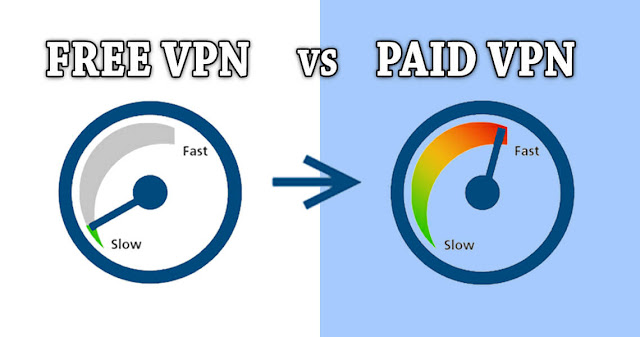 choose a VPN, one must know that it is the difference between a free VPN and a Paying VPN?