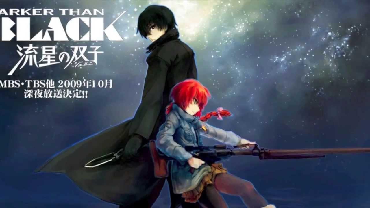 Darker than Black Season 2 BD Subtitle Indonesia Batch