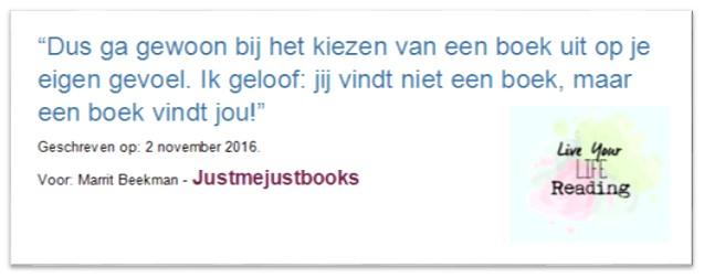 Gastenblog JustMeJustBooks