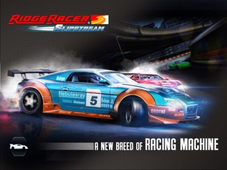 Ridge Racer Slipstream MOD APK + DATA (Unlimited Money) Download