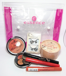 [Swatches] essence – cherry blossom