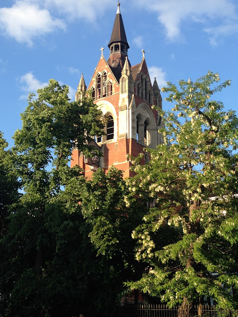 Union Chapel, Islington, London N1