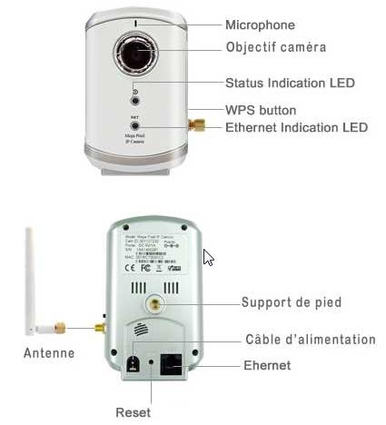 Presence Camera libre à détection de mouvement dans lApp Store