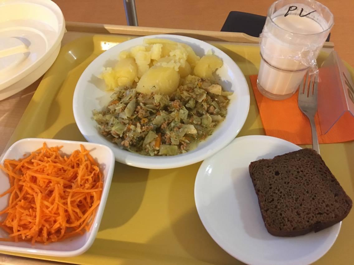 toidumürgitus mida süüa