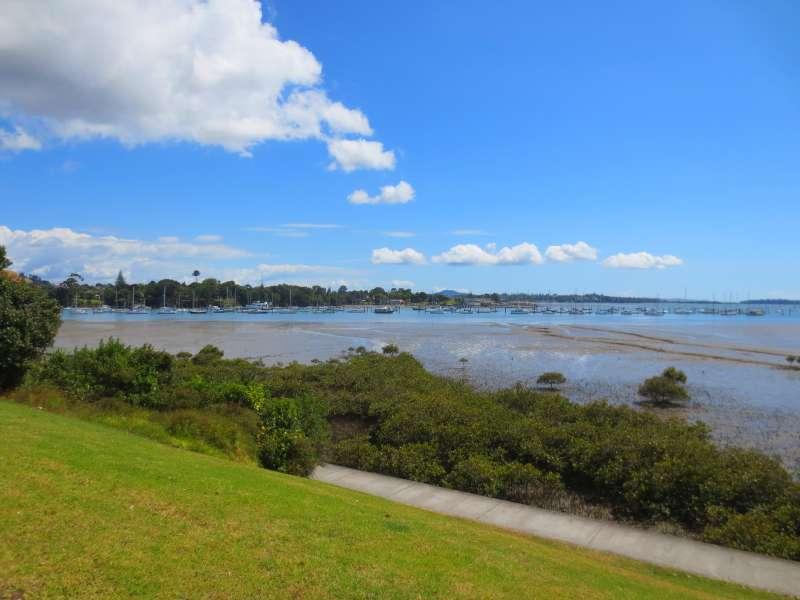 Tamaki River Auckland