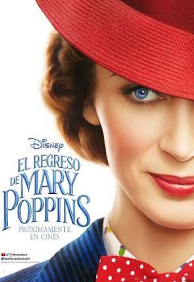 El regreso de Mary Poppins en Español Latino