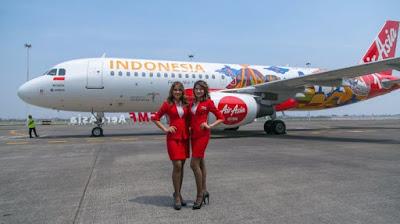 Lowongan Kerja AirAsia Indonesia SMA SMK D3 S1 Semua Jurusan Rekrutmen Karyawan Baru Besar-Besaran Penerimaan Seluruh Indonesia