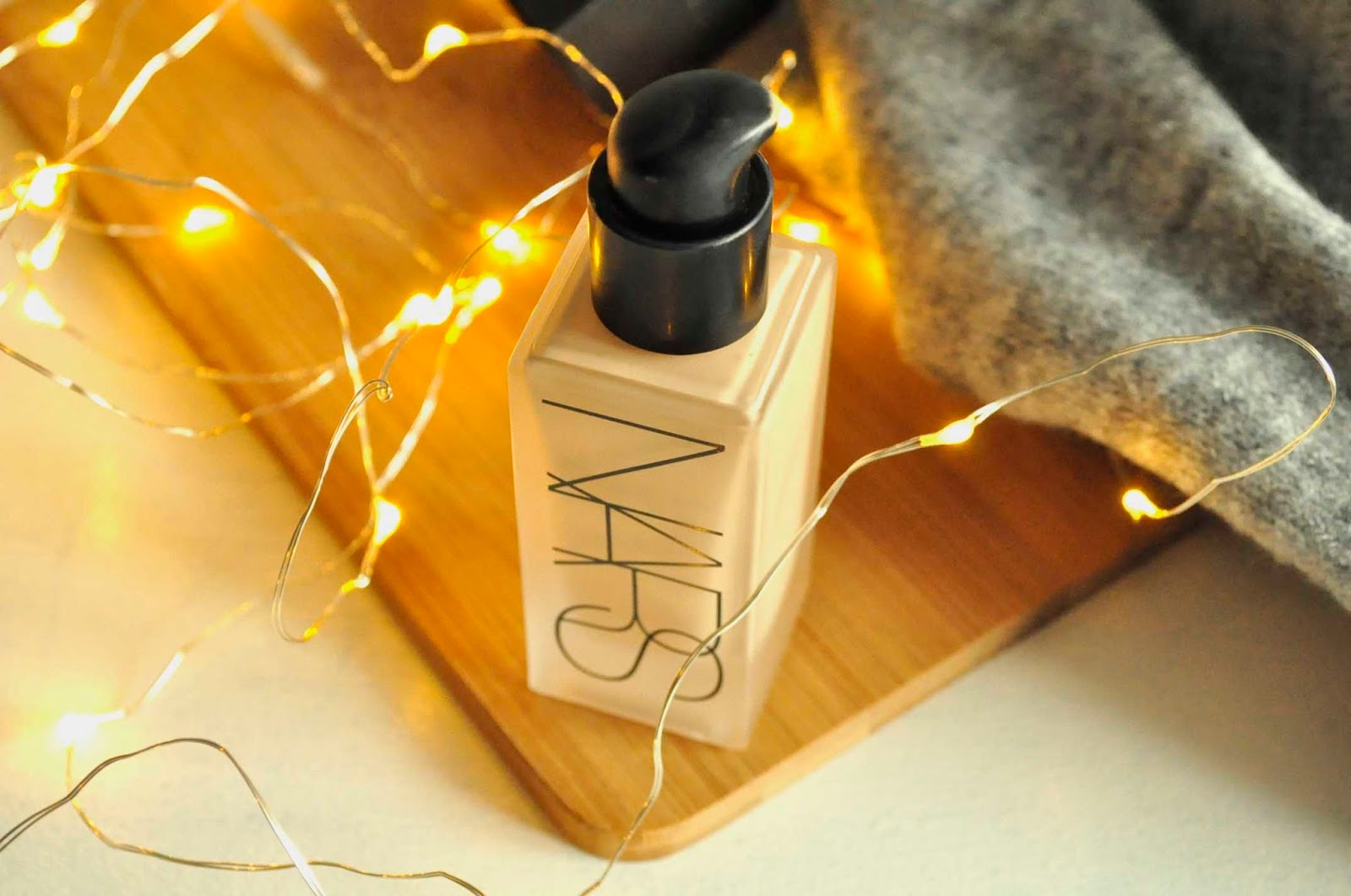 RECENZJA: All Day Luminous Weightless Foundation | NARS