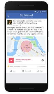 Ferramenta do Facebook visa ajudar pessoas durante tragédias