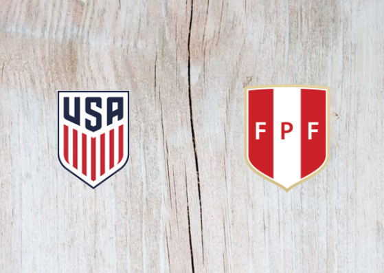 USA vs Peru Full Match & Highlights 17 October 2018