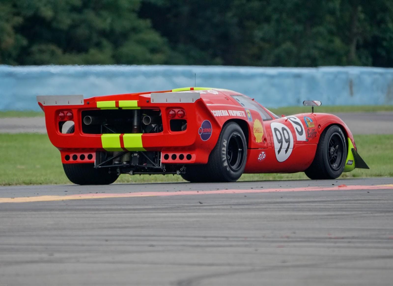Car Camera Story: Vintage Car Races- Watkins Glen