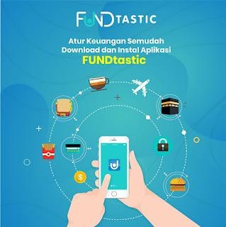 Aplikasi Pengatur Keuangan Pribadi Fundtastic