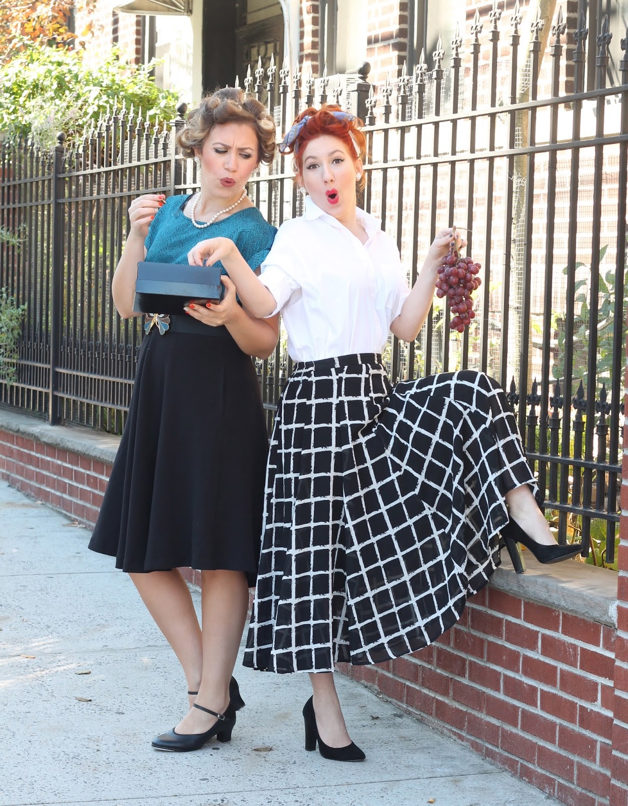 3 Costume Ideas for You and Your Bestie From Your Closet