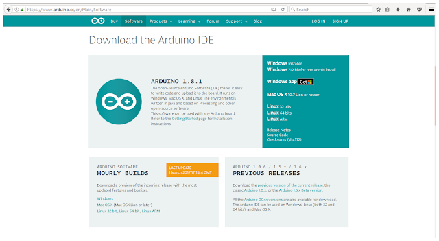 Download File Software IDE Arduino