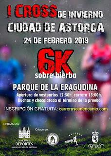 Cross Ciudad de Astorga