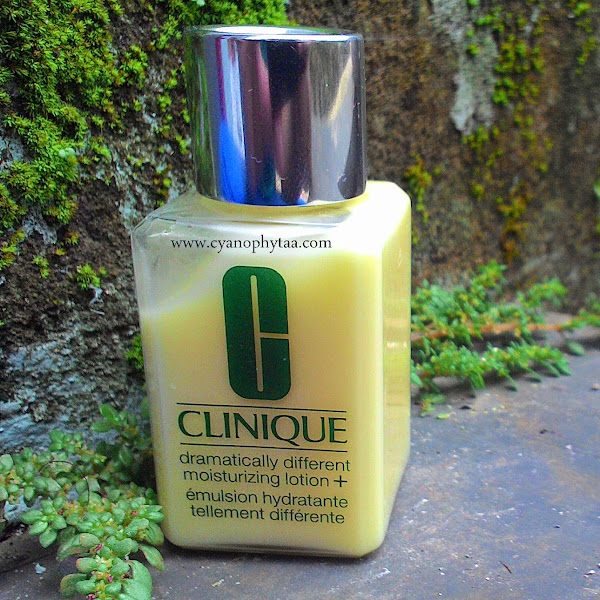 Review Clinique Dramatically Different Moisturizing Lotion+