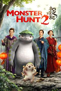 Monster Hunt 2 (2018) (English) 720p and 1080p