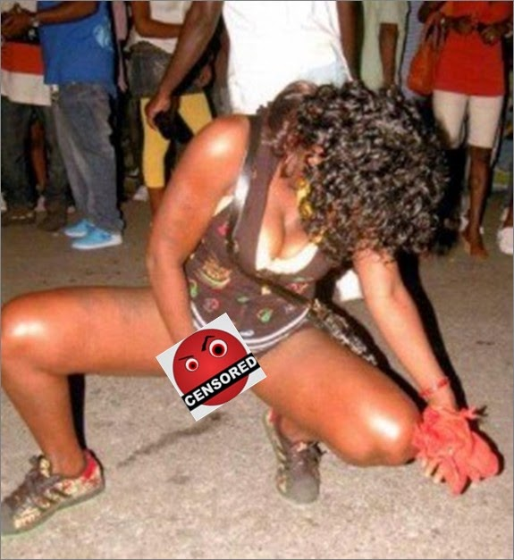 Naija Pissing Naked Women 94