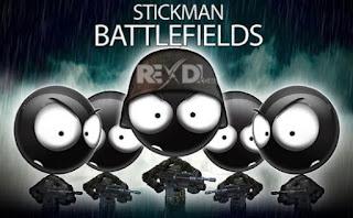 Game Stickman Battlefields Mod Apk