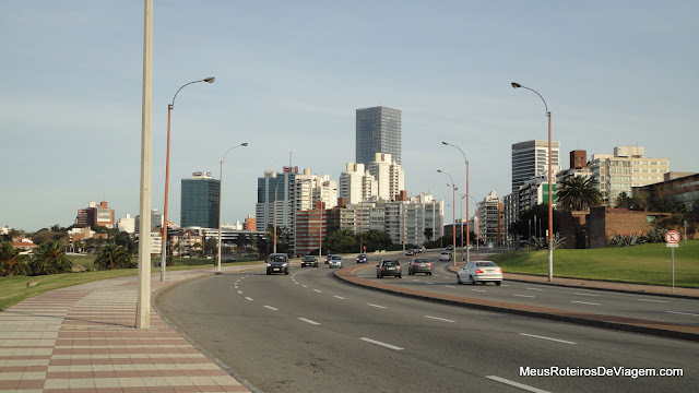 Rambla de Buceo - Montevidéu, Uruguai