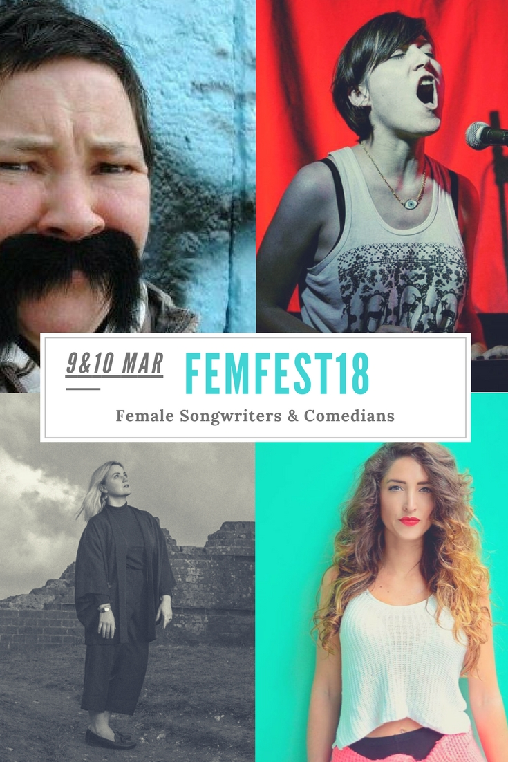 Women's Event - Femfest 2018 Brighton