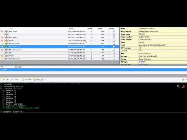 Crack Wifi WPA/WPA2 PSK by Waircut ~ FABI DZOW