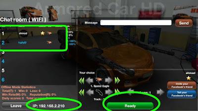 ألعاب تلعب بالبلوتوث, لعبة سيارات بالبلوتوث, لعبة سيارات شراكة بلوتوث, العاب شراكة, لعبة سيارات متعددة اللاعبين بلوتوث
