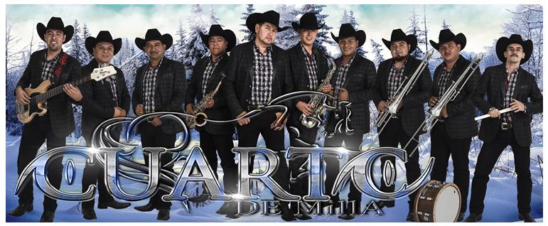 Grupos Musicales de Mexico: Grupo Cuarto de Milla