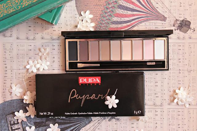 PUPART Eyeshadow Palette тон 06