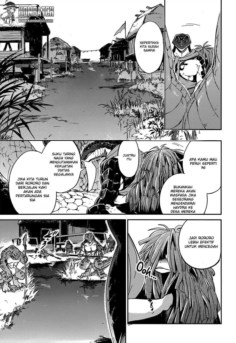 Baca Manga Overlord chapter 17 Bahasa Indonesia