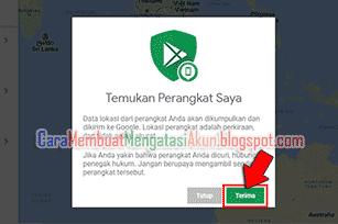 Cara melacak hp xiaomi yang hilang dengan gmail